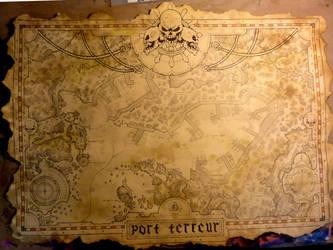Port terreur by Kokorvesa