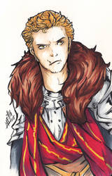 Cullen Rutherford by Mirian
