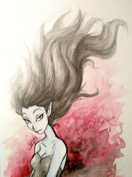 Succubus by Mirian
