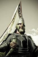 Gondor 2nd Age Armor by MickeyFlint
