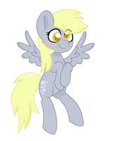 Commission - Derpy Hooves by superAnina
