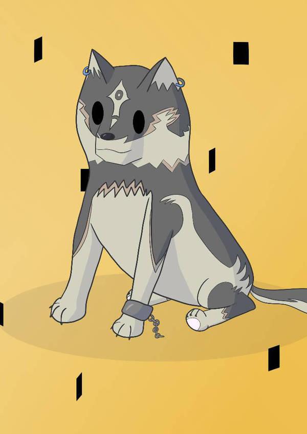 Chibi Wolf Link by jrodicon