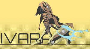 This is IVARA, the huntress, the thief. by IbenqTurbo