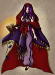 Sanaki - fire emblem - heroes by DivianaAjatar