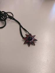 North star pendant by DivianaAjatar