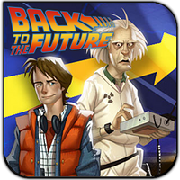 Back to the Future the Game by HarryBana