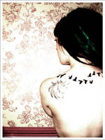 Newest Tattoo by silverlode