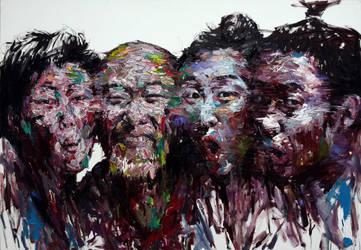 [5] Untitled Oil On Canvas 112 X 162 2012 by ShinKwangHo