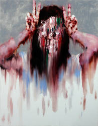 [14] Untitled Oil On Canvas 116.5 X 90.5 2012 by ShinKwangHo