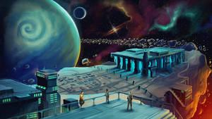 Another world by VenomizedArt