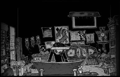 Insomnia by Aminite
