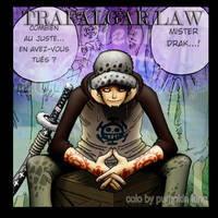 Trafalgar Law by che28nt