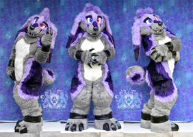 Shilly Fursuit 2 by LobitaWorks