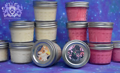 Scented Candles Now Available by LobitaWorks