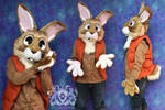 Bunny Partial Suit for Sale by LobitaWorks