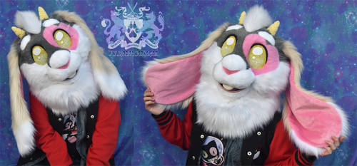 Lucky Boat Fursuit Head 2 by LobitaWorks