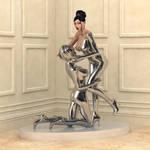 Double statue 1 by sophia1427