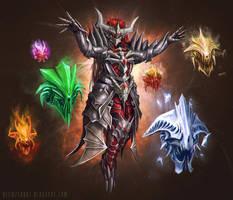 Skulls Lord 2 by blewzen