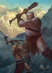 Viking trial by blewzen