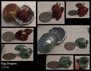 Egg Dragons by Lovia