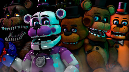 Freddys. (SFM) by ScatmanGu