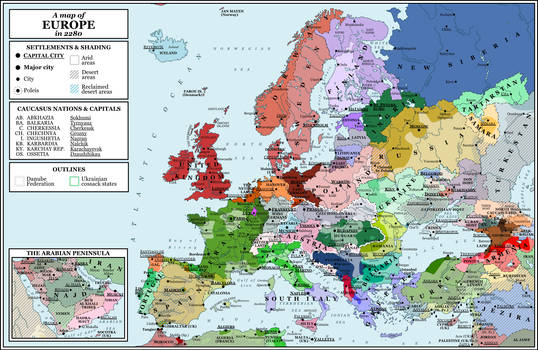 Europe, 2280 by rubberduck3y6
