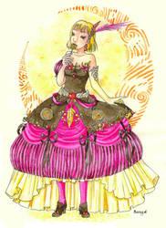 Candy Lady by Mathiwi