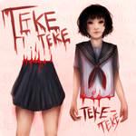 Teke Teke by Miranduless