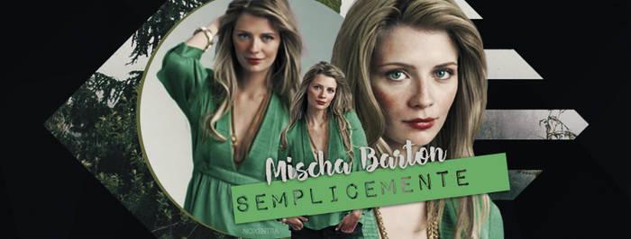 Semplicemente Mischa Barton by N0xentra