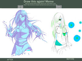 DRAW THIS AGAIN 2016 +timelapse and commentary by plaguefacez
