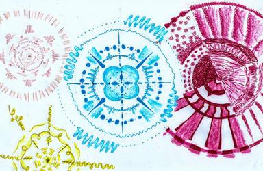 Mandala by LeahL96