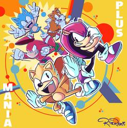 MANIA PLUS by PoisonLuigi