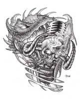 Microphone Feast by Loren86