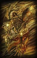 Apocalypse Wizard by Loren86