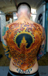 Phoenix Rising by Loren86