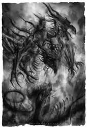 Threshold Beast by Loren86