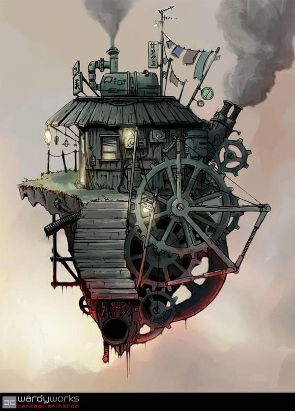 Porta-Hut by Wardyworks