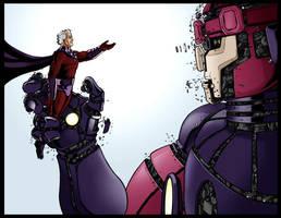Magneto by protozoario