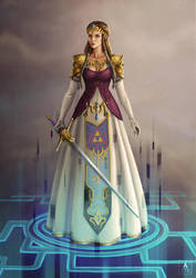 Twilight Princess by Aelini