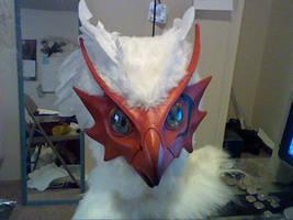 Blaziken Mask v4 Complete by nathow111