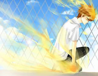 -- Dying Will Tsuna -- by Shumijin