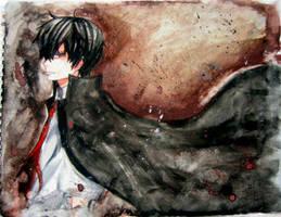 Hibari Kyoya by Shumijin