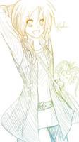 AoH : Kashim Sketch by Shumijin