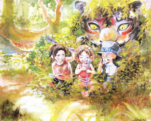 Brotherhood by Shumijin