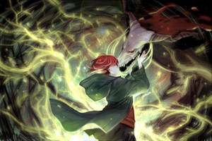 The Ancient Magus Bride by Shumijin