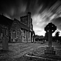 Churchyard. by xMEGALOPOLISx