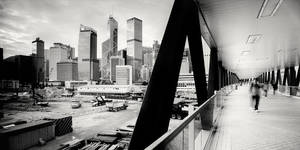 City of Shadows: Hong Kong by xMEGALOPOLISx
