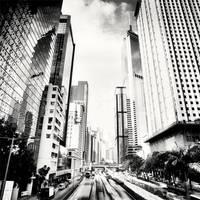 Hong Kong Rush Hours II by xMEGALOPOLISx