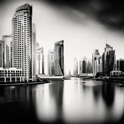 Dubai Marina by xMEGALOPOLISx