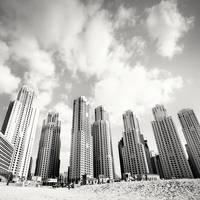 Jumeirah Beach in Dubai by xMEGALOPOLISx